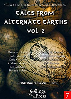 Alternate Earths 2 Cover